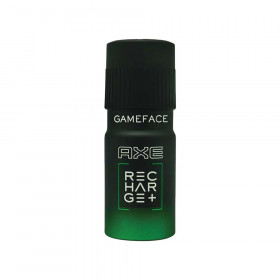 Axe Recharge Game Face Bodyspray 150 ml
