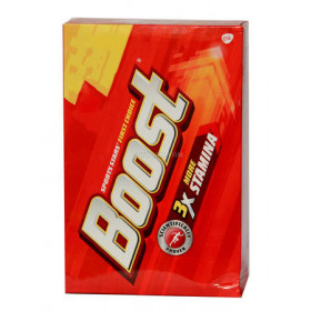 Boost 3X More Stamina Refill Pack 500gm