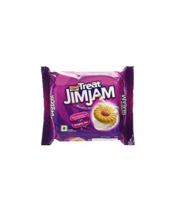 Britannia Treat Jim Jam 150 gm