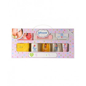 Johnson & Johnson Baby Care Gift Box 1 pcs