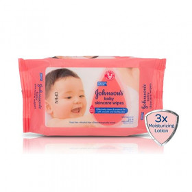 Johnson & Johnson Baby Skincare Cloth Wipes 10 Nos
