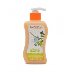 Patanjali Hand Wash Anti Bacterial 250 ml