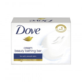 Dove Cream Beauty Bathing Soap Bar 50gm