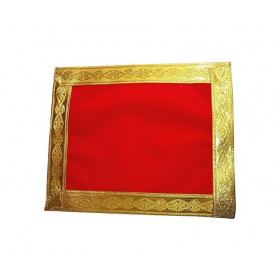 Pooja Aasan Velvet Cloth