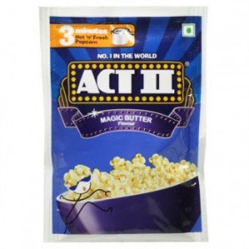 Act II Magic Butter Flavour Popcorn 30 g