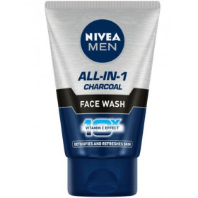 Nivea Men Face Wash All In One 10x Vitamin C 50 g