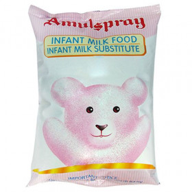 Amulspray Infant Milk Food Refill Pack Pouch 1 Kg