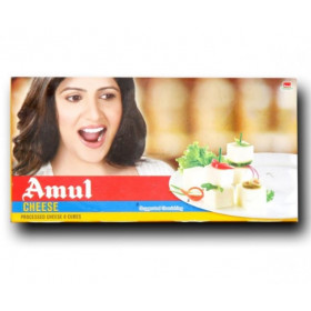 Amul Processed Cheese Cubes 200 g (8 Cubes)