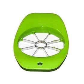 Stainless Steel Premium Apple Cutter Multicolour 1 Pc