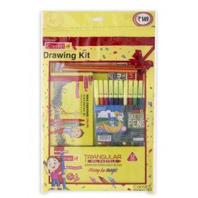 Camlin Drawing Kit / Painting Kit Combo