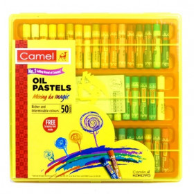 Camel Oil Pastel 50 Shades