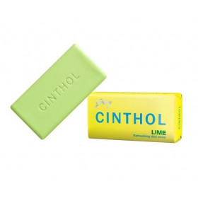 Cinthol lime Refreshing Deo Soap 75 gm Pack Of 4