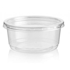 Disposal Containers With Lids / Packing Containers 250 ml 5 Pc