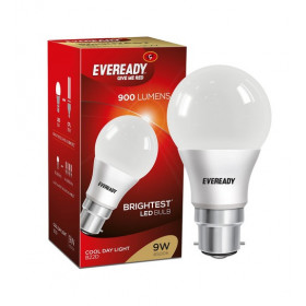 Eveready Led Bulb 9 Watt 1 Pc