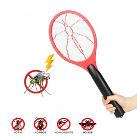 Electric Mosquito Killer Fly Insect Killer Rechargeable Badminton / Racket
