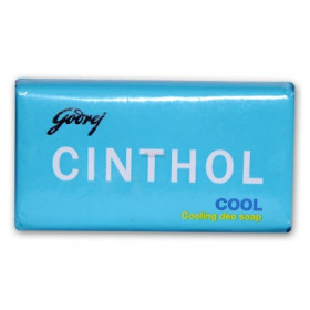 Cinthol Cool Cooling Deo Soap 100 gm Buy 4 Get 1 Free