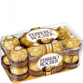 Ferrero Rocher Chocolate 16 pcs 200gm