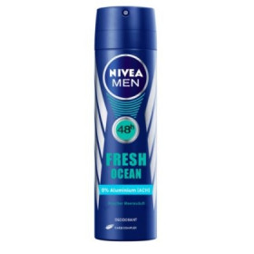 Nivea Deodorant Fresh Ocean For Men 150 ml