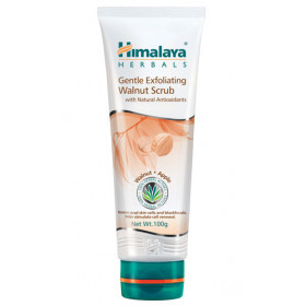 Himalaya Herbals Gentle Exfoliating Walnut Face Scrub 50gm