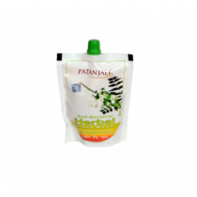 Patanjali Herbal Hand Wash Anti Bacterial Refill Pack 200 ml