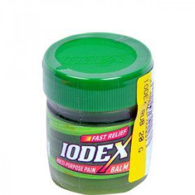 Iodex Fast Relief Multi Purpose Pain Balm 18 gm