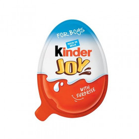 Kinder Joy For Boys With Surprise 20g