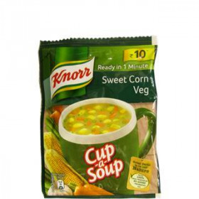 Knorr Sweet Corn Veg Soup 15 gm