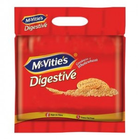 Mcvities Digestive Biscuits 200 g Pack of 5