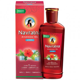 Himani Ayurvedic Navratna Cool Oil 300 ml