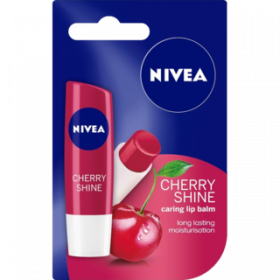 Nivea Fruity Shine Cherry Lip Balm 4.8 gm