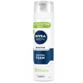 Nivea Shaving Foam Sensitive 250 ml