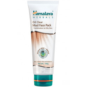 Himalaya Herbals Oil Clear Mud Face Pack 100gm