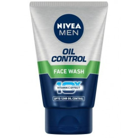 Nivea Men Face Wash Oil Control 10x Vitamin C 100 g
