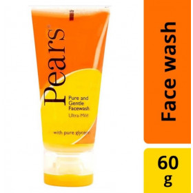Pears Face Wash Pure And Gentle 60 g