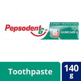 Pepsodent Toothpaste Gum Care Expert Protection 140 gm