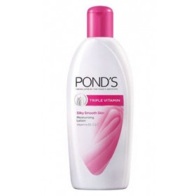 Ponds Triple Vitamin Moisturising Body Lotion 100 ml