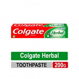 Colgate Herbal Toothpaste 200 gm