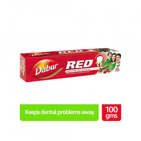 Dabur Red Toothpaste 100 gm
