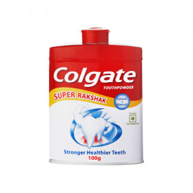 Colgate Tooth Powder Super Rakshak 100 g Tin
