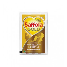 Saffola Gold Losorb Refine Oil 1 Ltr