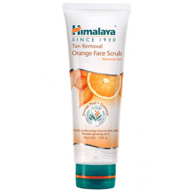 Himalaya Herbals Tan Removal Orange Face Scrub 100gm