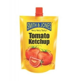 Smith & Jones Tomato Ketchup 90 g Pouch