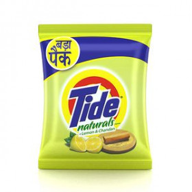 Tide Naturals Detergent Powder Lemon & Chandan 800 gm