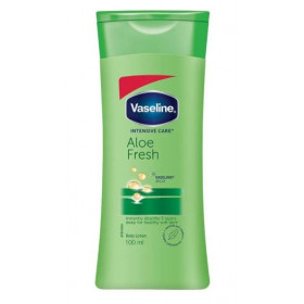 Vaseline Intensive Care Aloe Fresh Body Lotion 100 ml